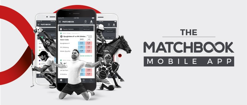 Matchbook mobile