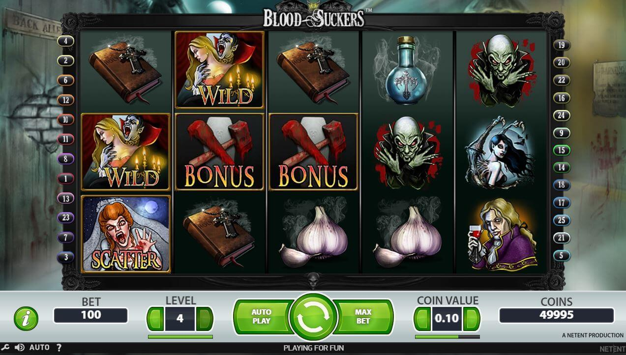 Blood Suckers Slot – Dive into the Underworld with Our Tips