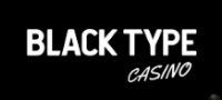 Black Type Casino Logo