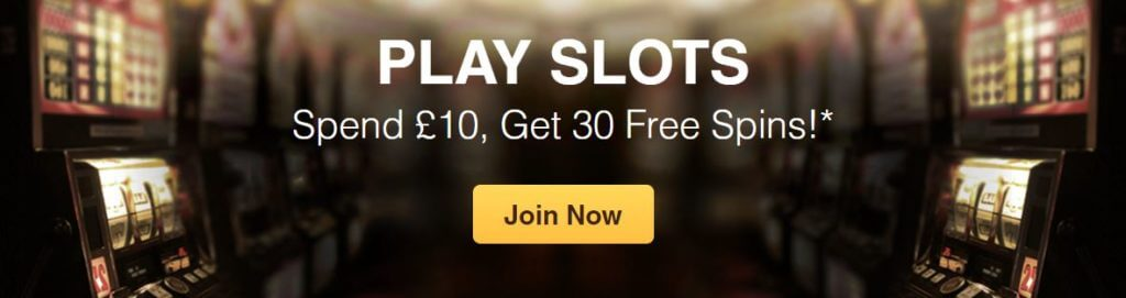 Starspins welcome offer