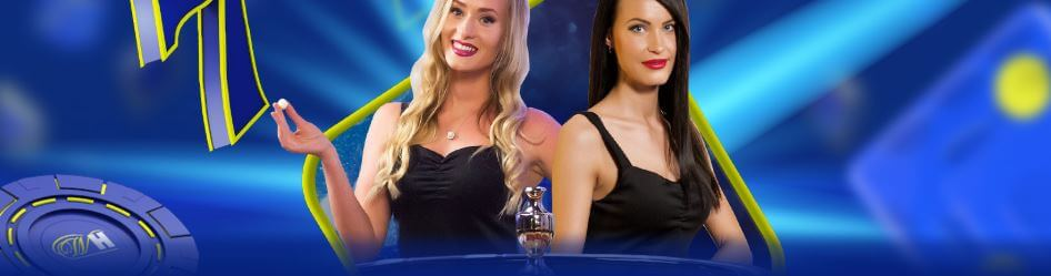 William Hill live casino games