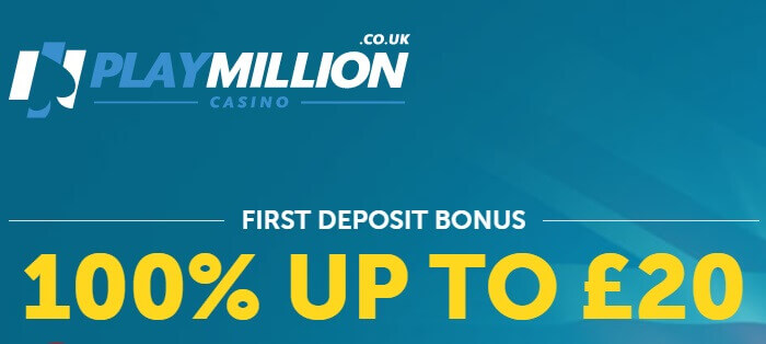 PlayMillion Casino Review of Bonus