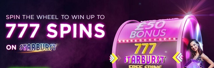 Vegas Spins Welcome Bonus