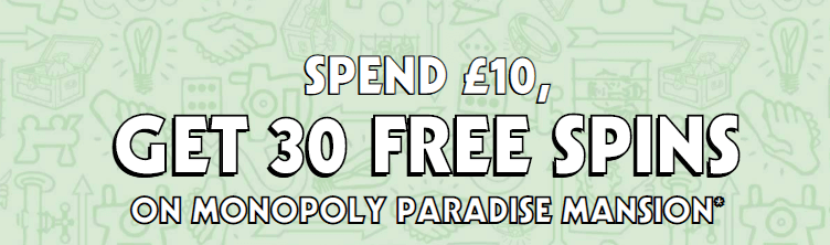Monopoly casino offer