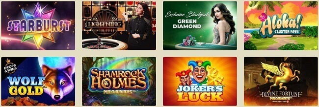 Casino Lab Games and Slots